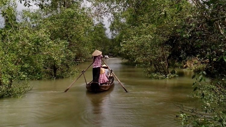 Mekong Detla Cai Be Floating Market full day tour