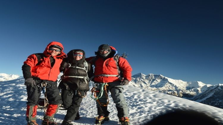 Mera Peak Climbing Expedition