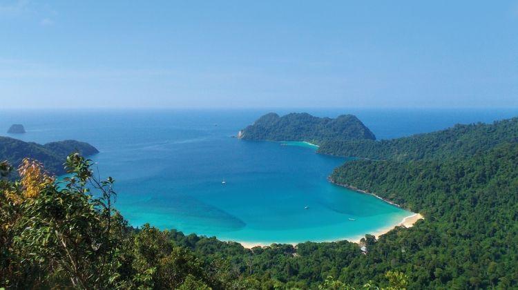 Mergui Archipelago Sailing Adventure departing from Khao Lak