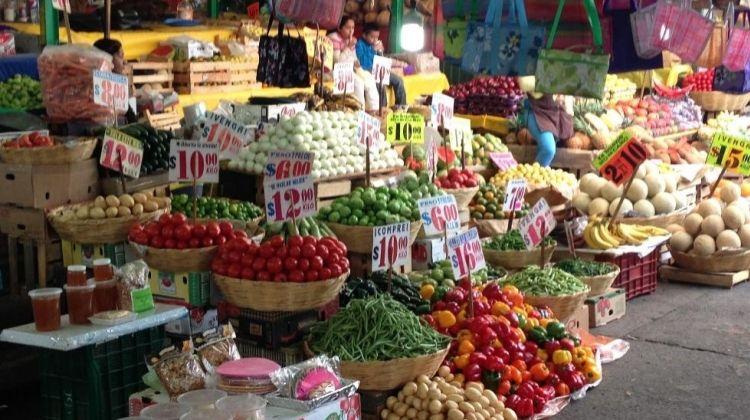 Mexico City Market Secrets & Cooking Class