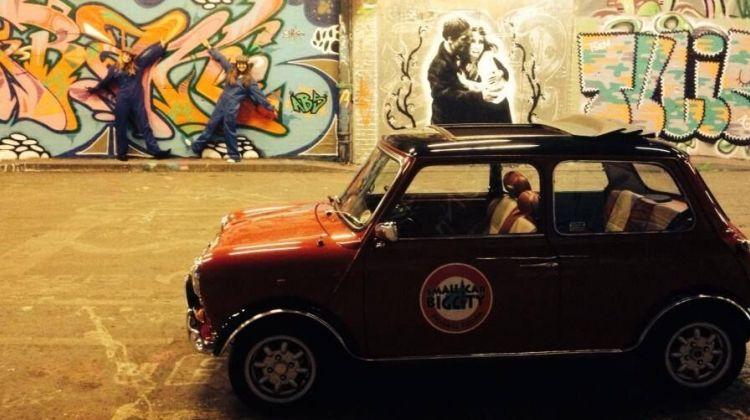 Mini Love Private Tour of London in a Mini