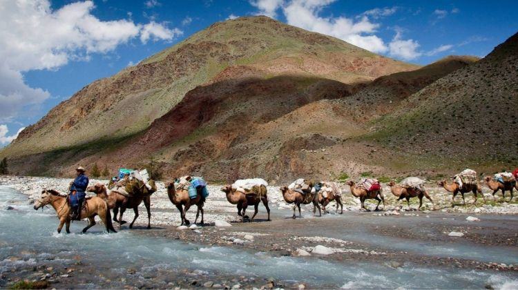 Mongolia In the Footsteps of the Nomad with Tim Cope