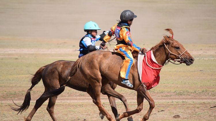 Mongolia's Naadam Festival
