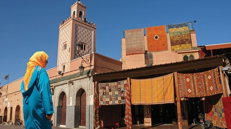 Moorish Spain to Marrakech