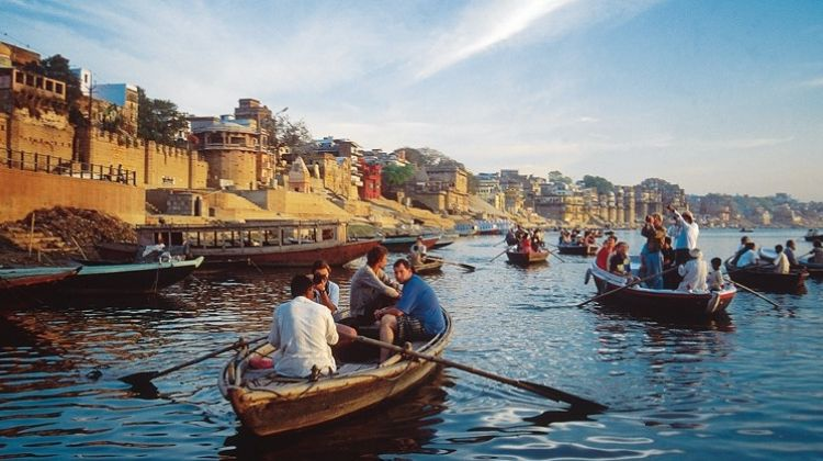 Morning Boat Ride & Temple Visit in Varanasi