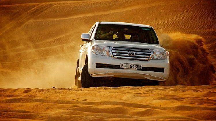 Morning Desert Safari Tour Dubai