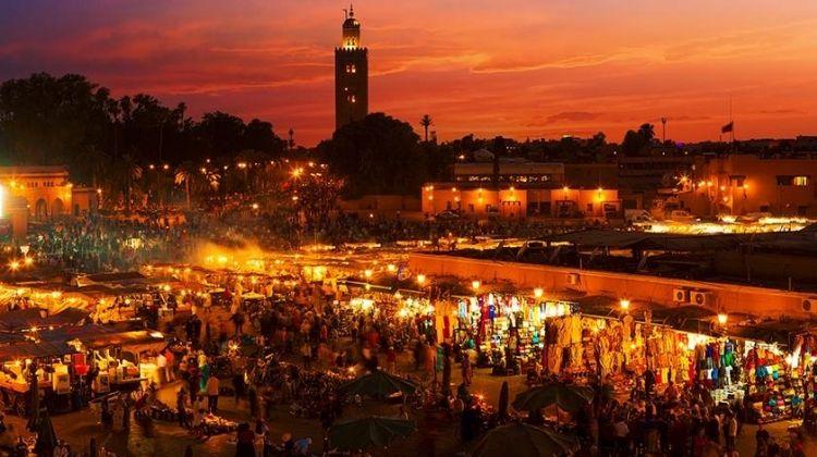 Morocco & Sahara