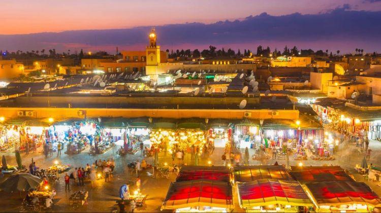 Morocco City Highlights