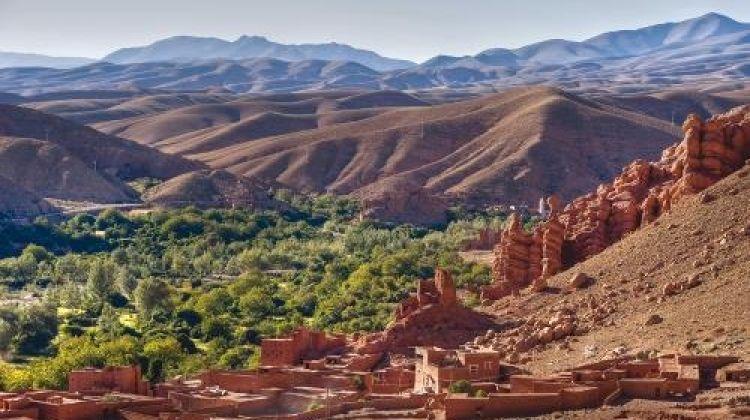 Morocco Explorer
