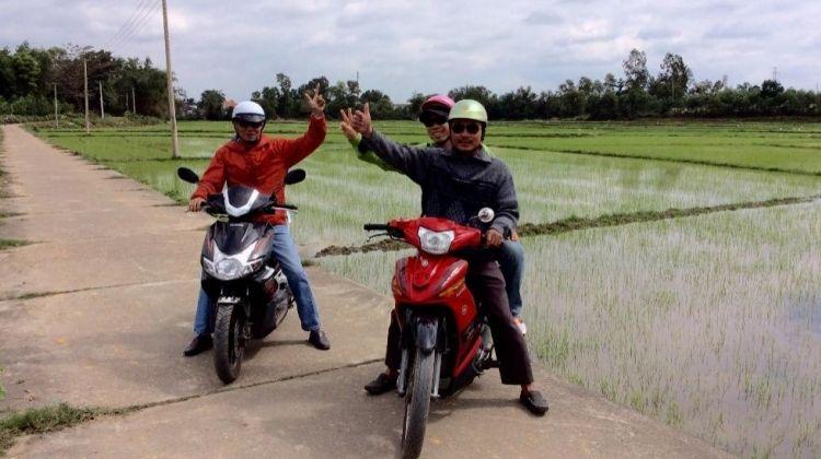 Motorbike Tour of Tam Giang Lagoon