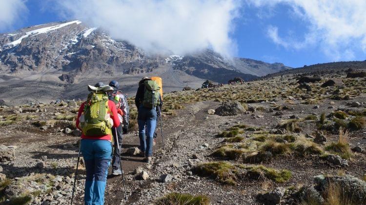 Mount Kilimanjaro Machame Route (Six Days)