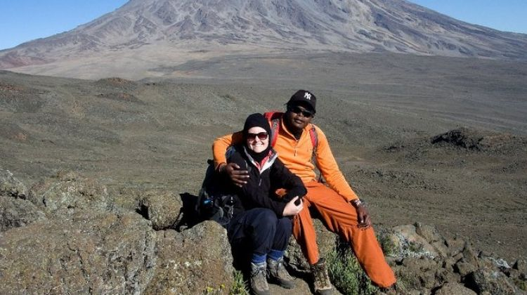 Mount Kilimanjaro-Northern Circuit Route 9 Days Climb