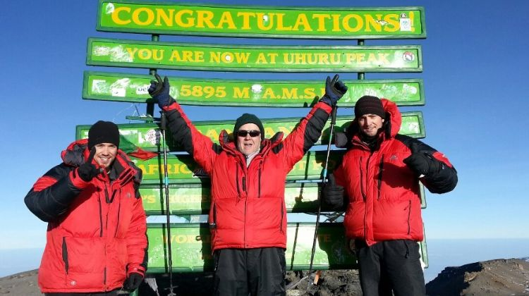 Mount Kilimanjaro- Western Breach Route 10 Days Climb
