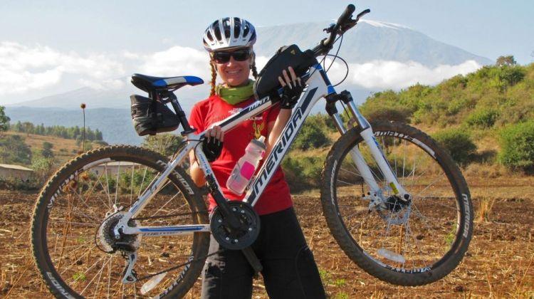 Mount Kilimanjaro with Bike Tour Adventure
