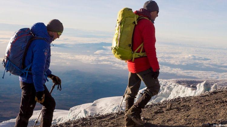 Mount Meru Route, Silver Level Climb
