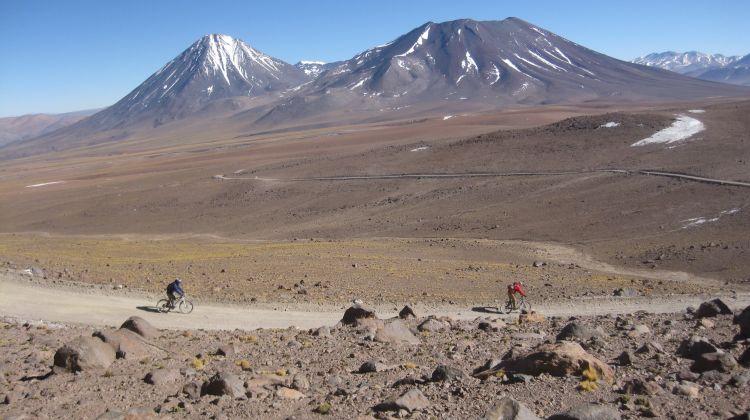 Mountain Bike Atacama Desert