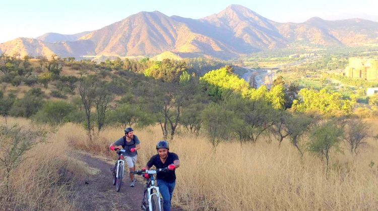 Mountain Bike Tour - San Cristobal Hill