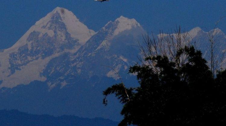 Mountain Biking Adventures on the Outskirts of Kathmandu