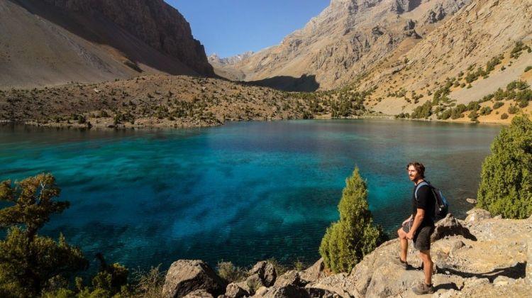 Mountain Biking & Trekking In Tajikistan