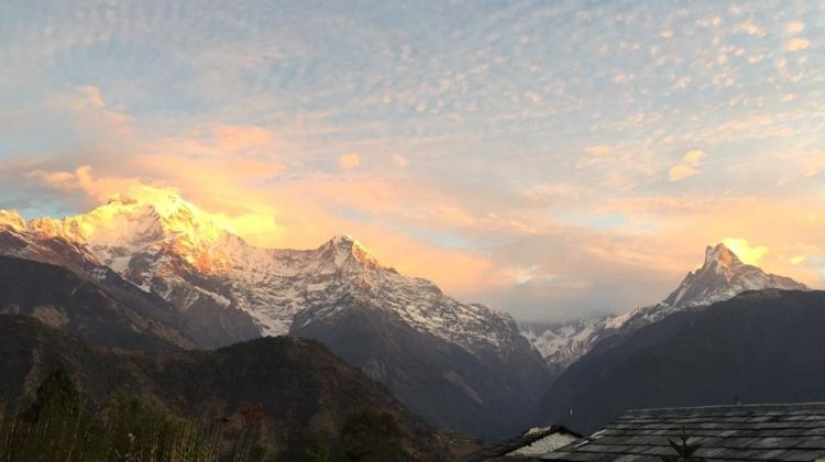 Mountain Vistas & River Quests in Nepal