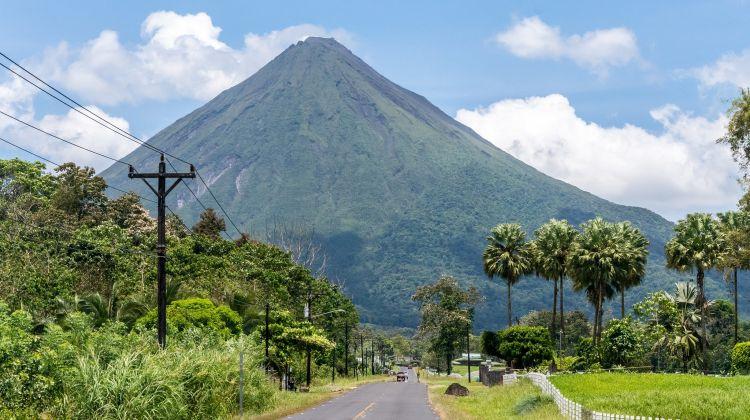 Mountains & Volcanos of Costa Rica