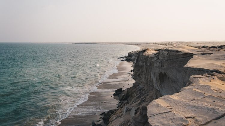 Mountains, Deserts and Coast of Oman