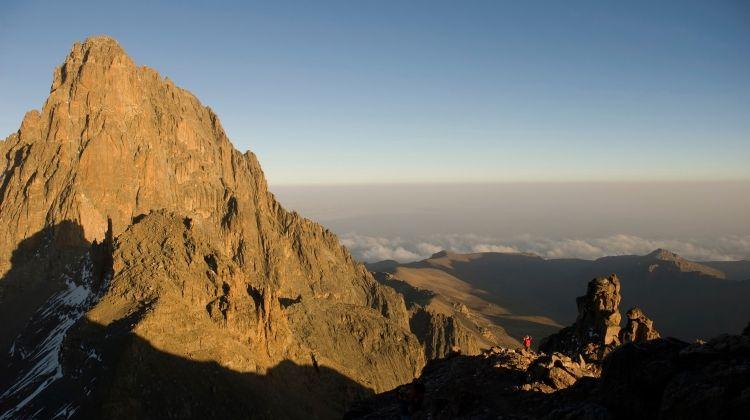 Mt Kenya Ascent