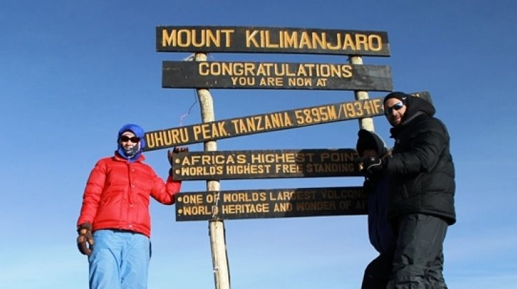 Mt. Kilimanjaro Climbing: 6 Days Marangu Route