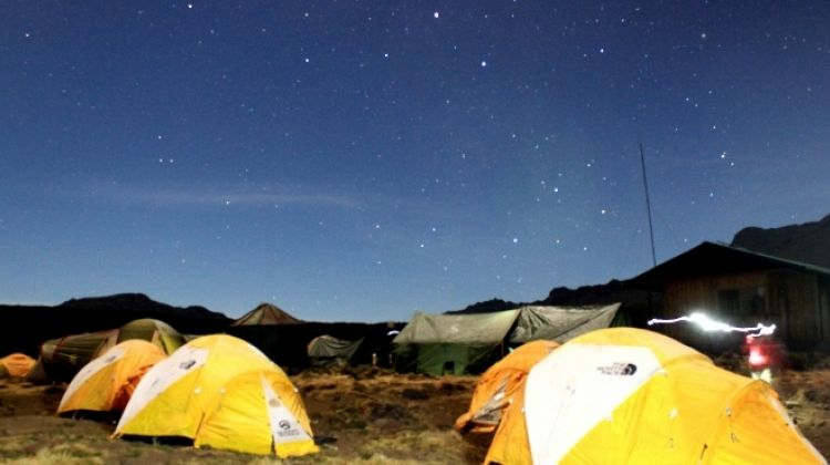 Mt. Kilimanjaro - Machame route, 8 days