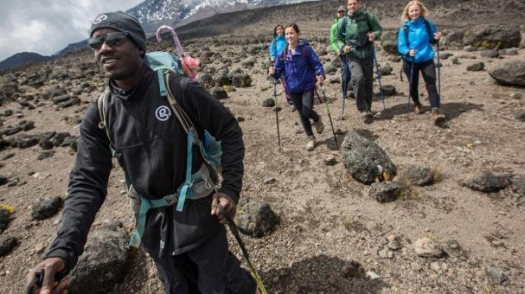 Mt Kilimanjaro Trek - Lemosho Route
