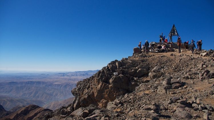 Mt Toubkal Climb