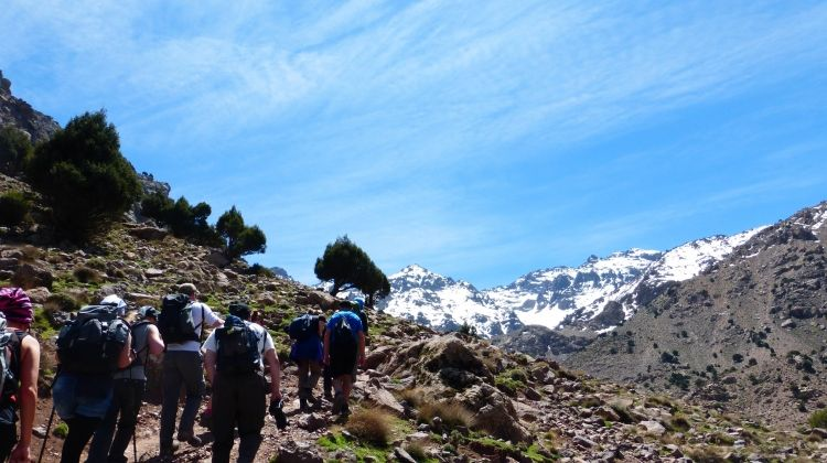 Mt Toubkal Long Weekend