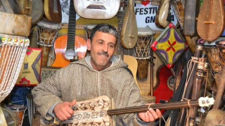 Music Highlights of Gnawa