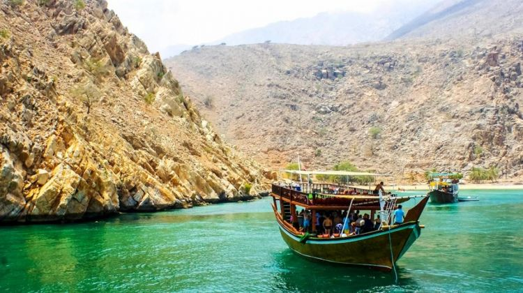 Mussandam Sea Safari