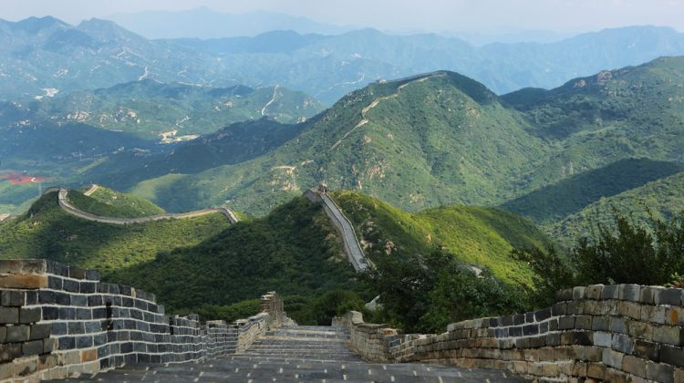 Mutianyu Great Wall from Beijing city or airport