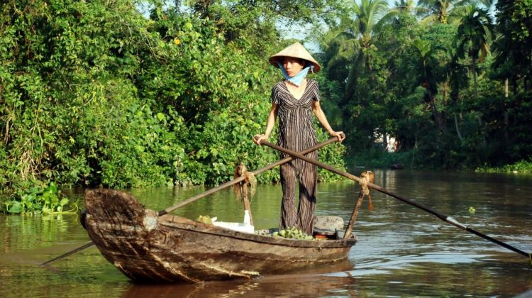 My Tho Boat Trip in Mekong Delta Full Day