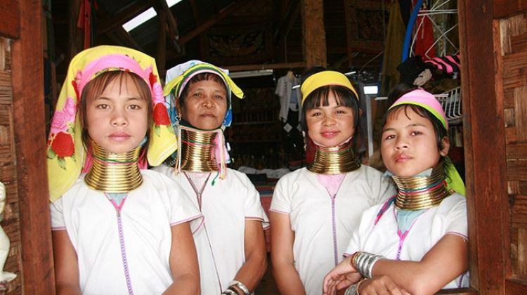 Myanmar & Thailand: Hike, Bike & Kayak