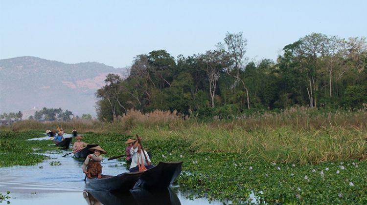 Myanmar & Thailand Traveller