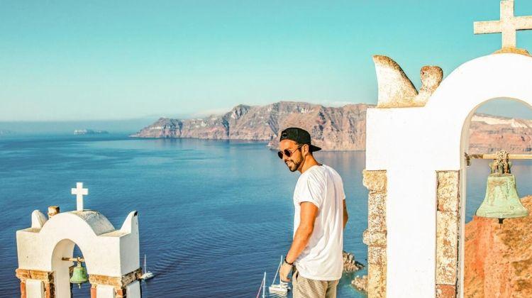 Mykonos and Santorini Island Escape