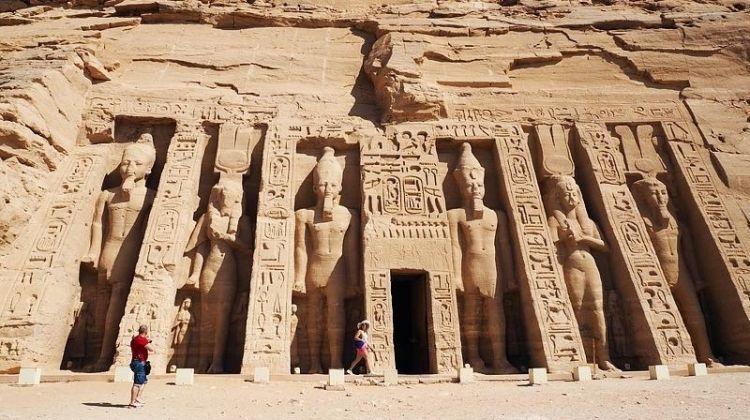 Nabateans & Nubians