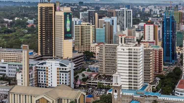 Nairobi City Walking Tour