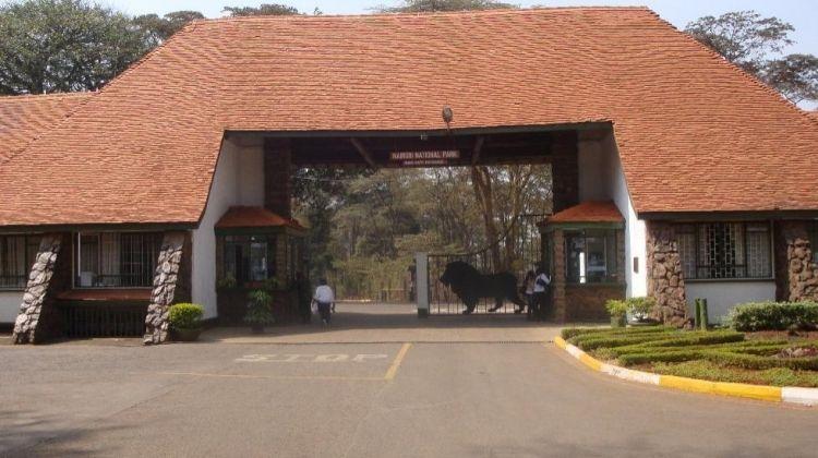 Nairobi National Park, Karen Blixen Musem Tour