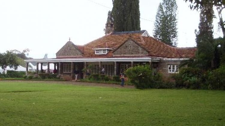 Nairobi Tour To Giraffe Center and Karen Blixen Museum