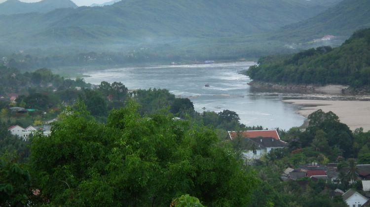 Nam Khan River Valley Trek and Paddle From Luang Prabang