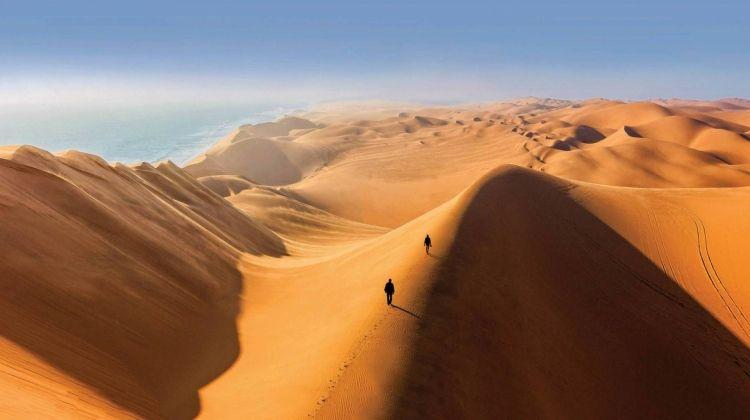 Namibian Experience in Comfort