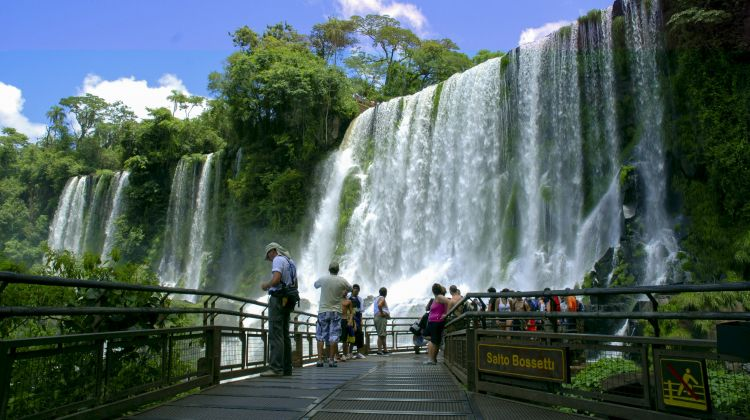 Natural Wonders of Argentina and Brazil