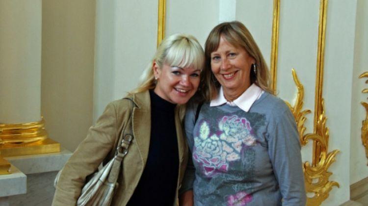Neighborhood Arrival Orientation Tour in St. Petersburg