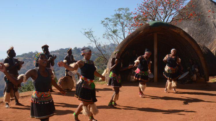 Nelson Mandela Capture Site & Phezulu Cultural Village Tour
