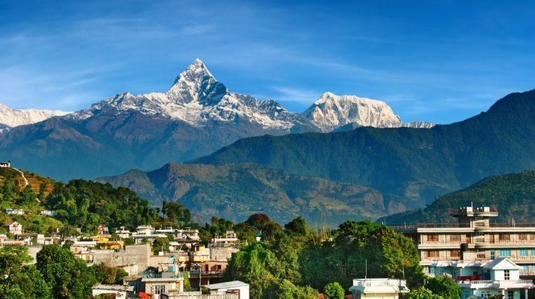 Nepal Celestial, German