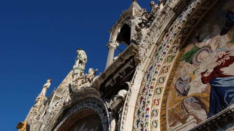 New Perspectives: St. Mark's Museum & Basilica in Venice